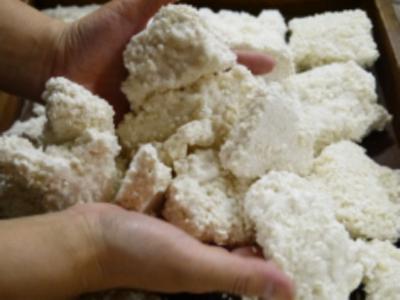 米麹のかたまり