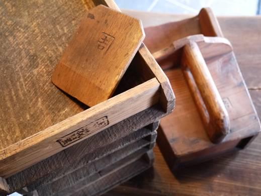 道具(麹蓋、はがし、盛り)