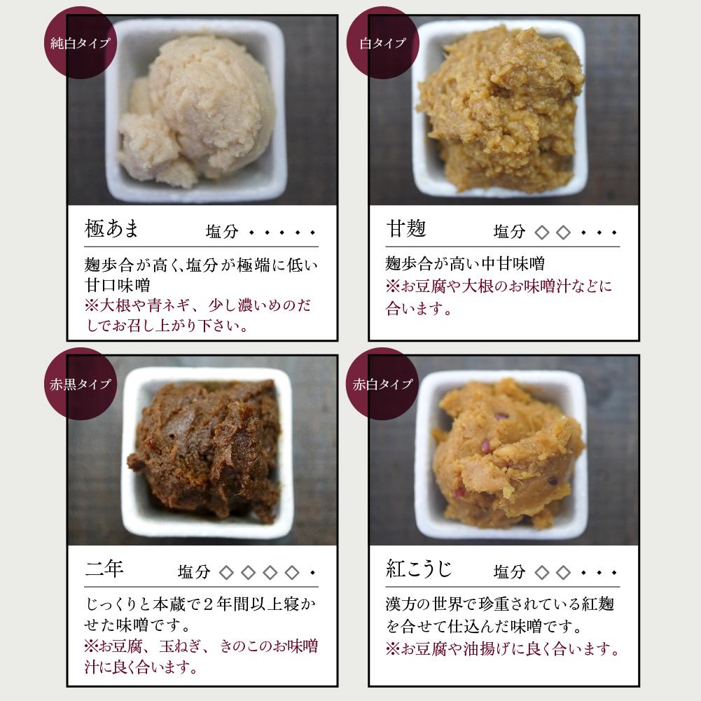 味噌商品紹介