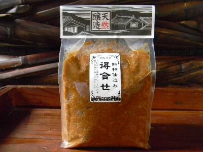 得合せ味噌(900gガセット袋)
