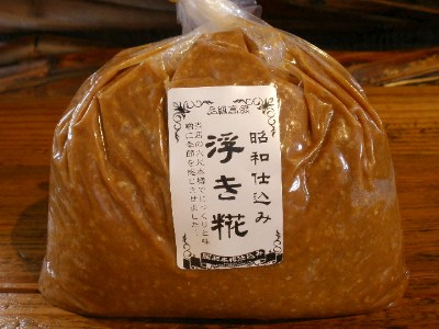 浮き糀味噌(1kg)