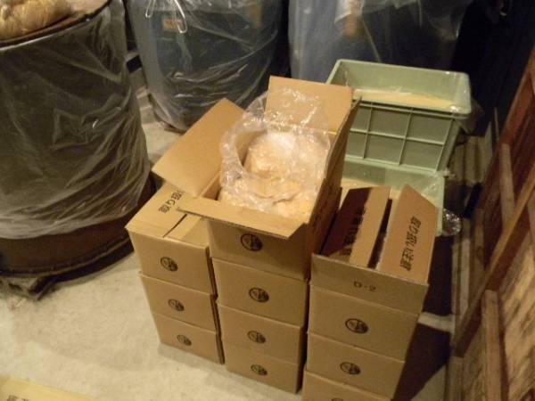 漬け込み用酒粕 練り粕(20kg×5箱)