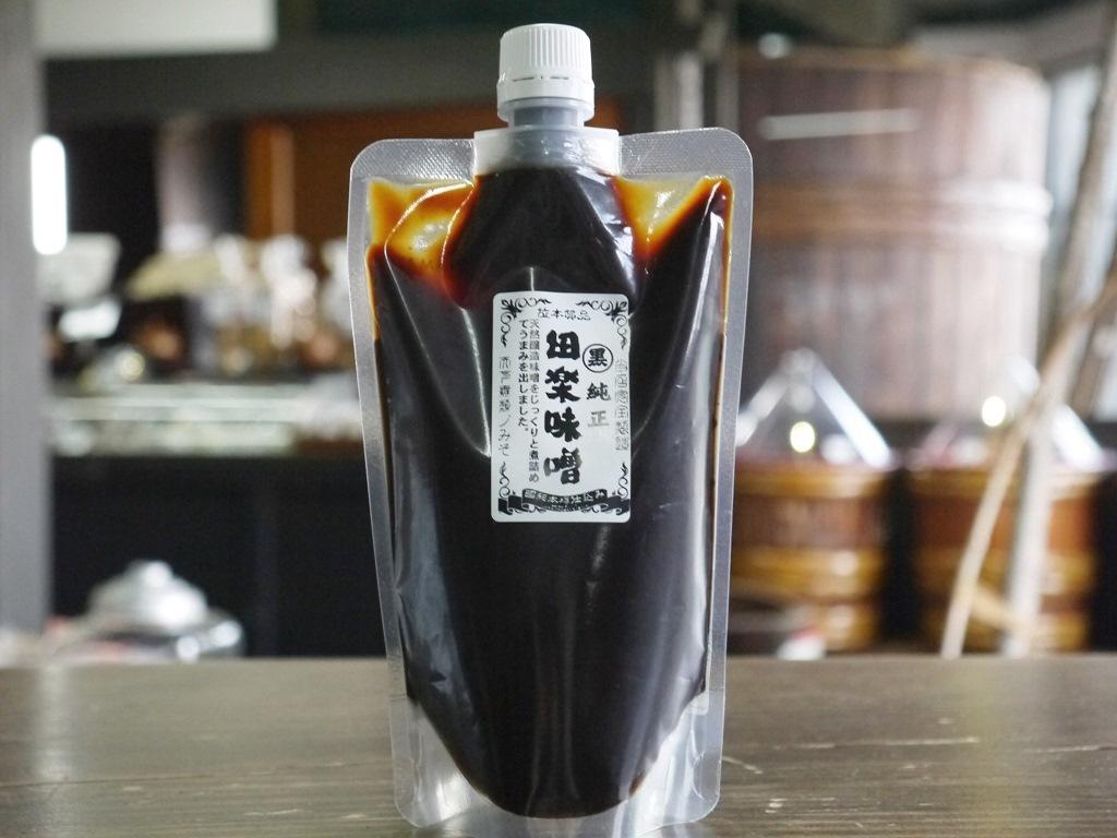 田楽味噌 純正黒(400gCB)