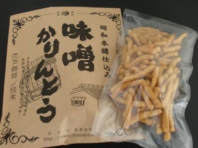 味噌かりんとう(100g)