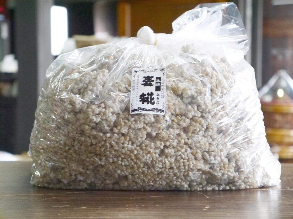 裸麦麹 生麹(5kg)