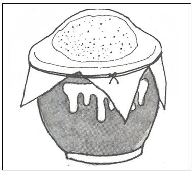 手前味噌の保存方法