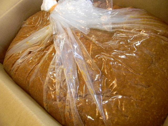 【セール品】天然醸造得合せ味噌(20kg)