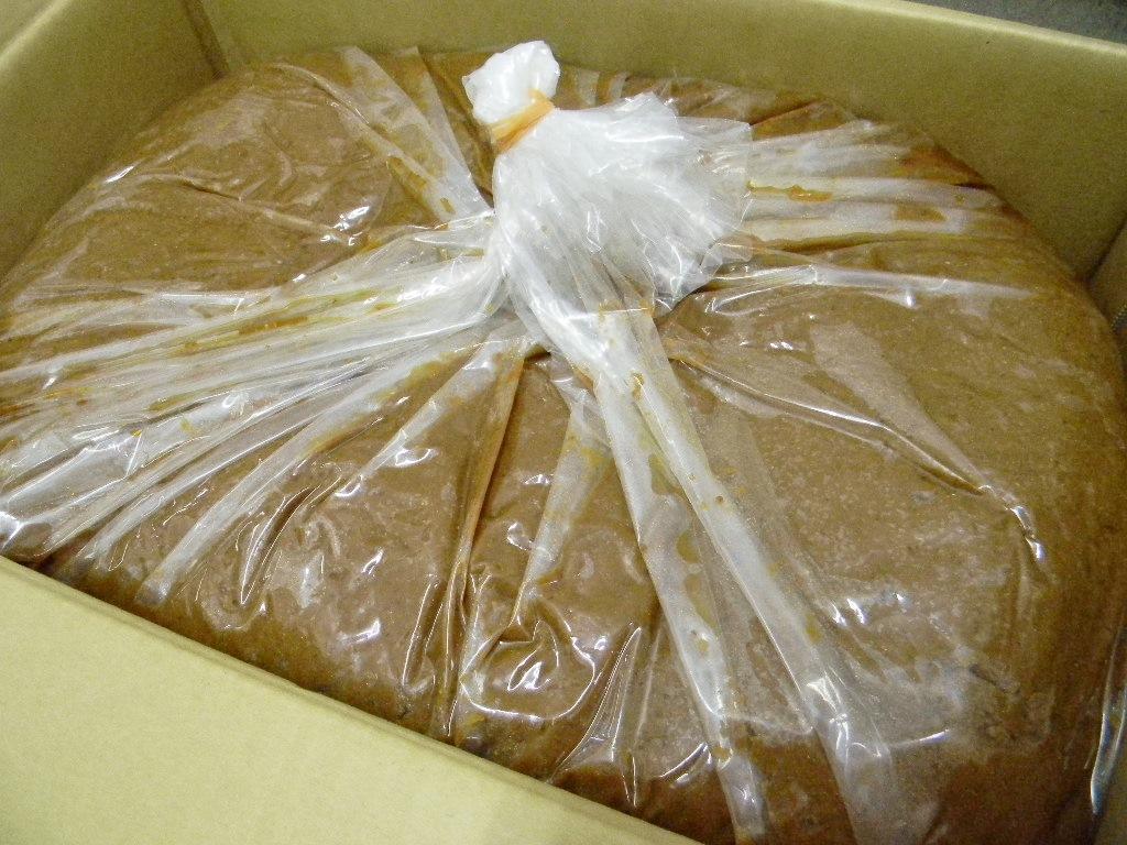 【セール品】天然醸造麦味噌(20kg)