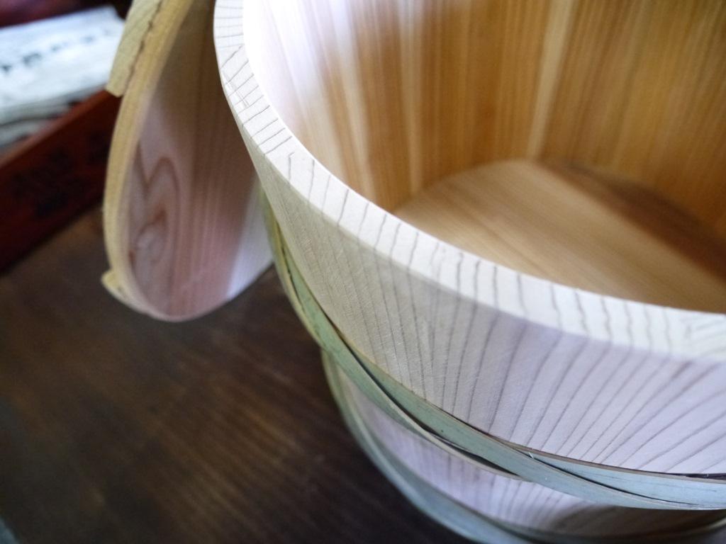 昭和本樽 杉桶 No.12