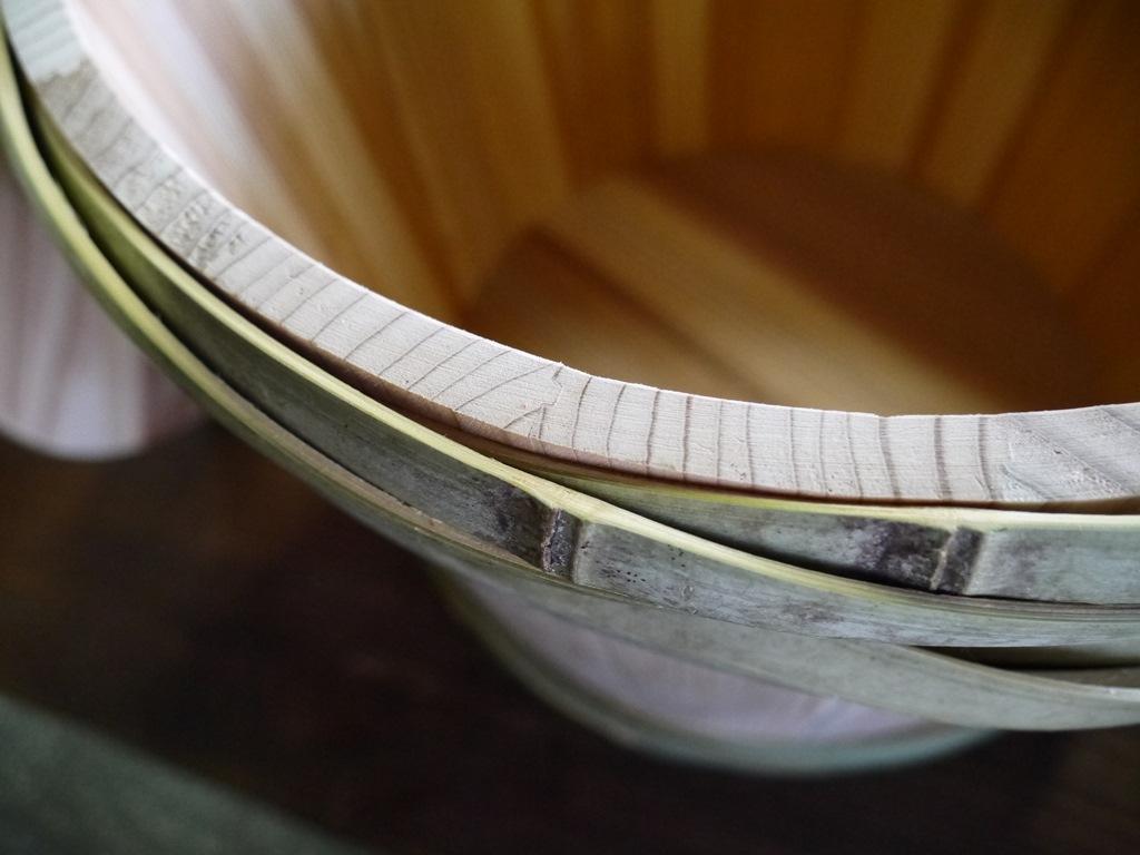 昭和本樽 杉桶 No.20