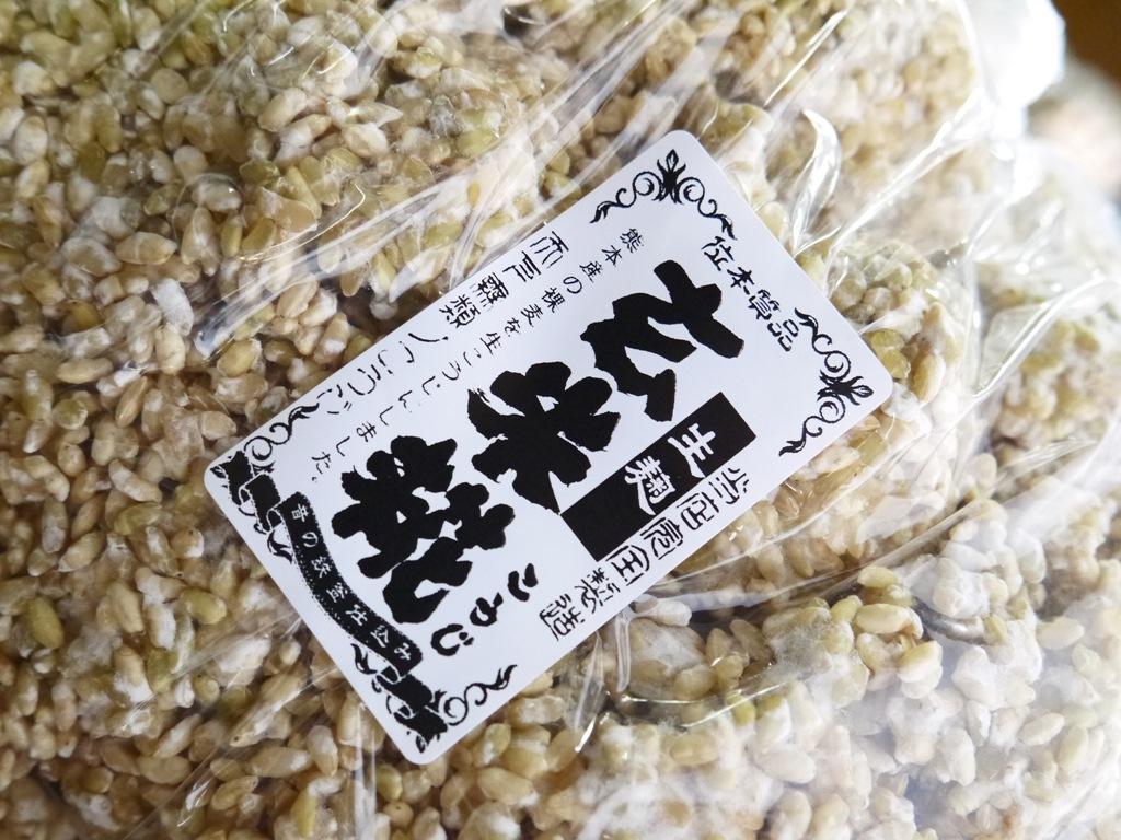 玄米麹 生麹(5kg)