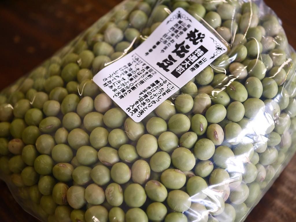 秘伝豆 特選大粒(3kg)