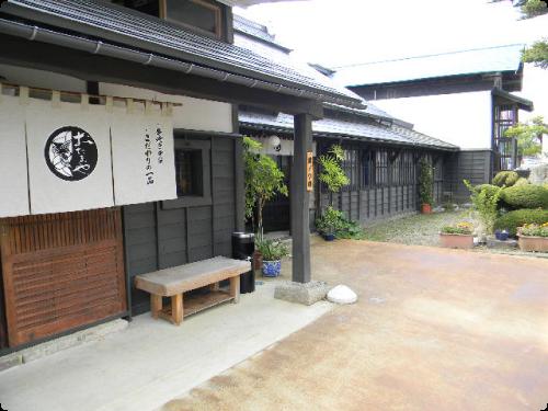廟の隠れ家