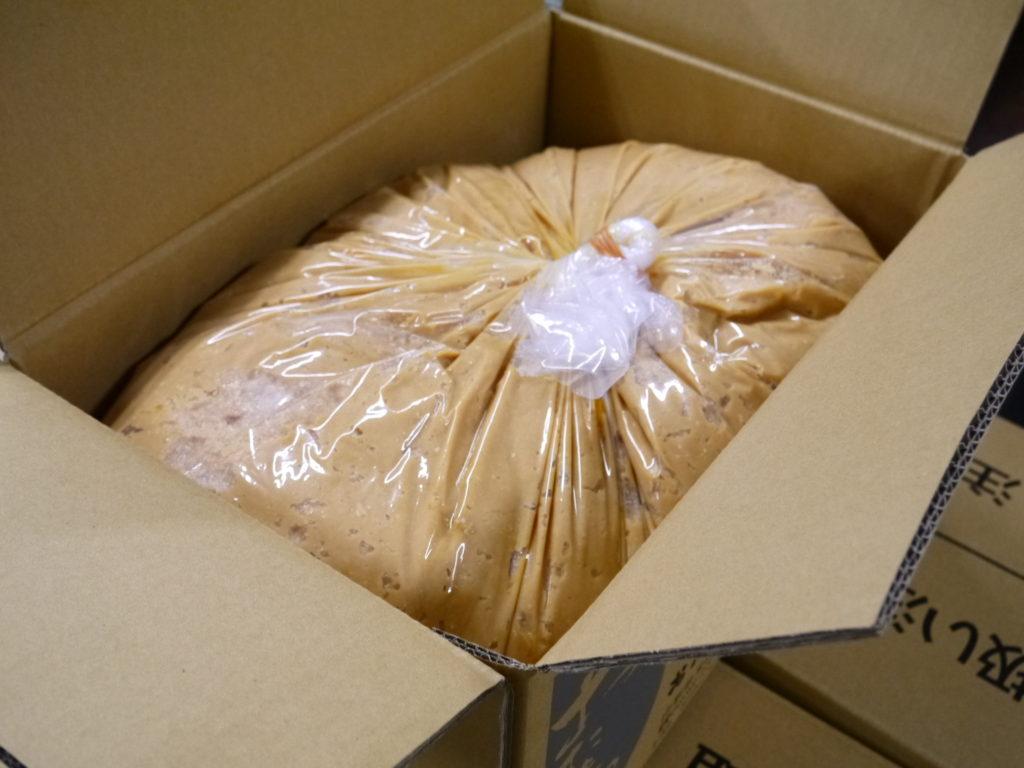 【訳あり品】熟成漬け込み用吟醸酒粕(20kg×5箱)