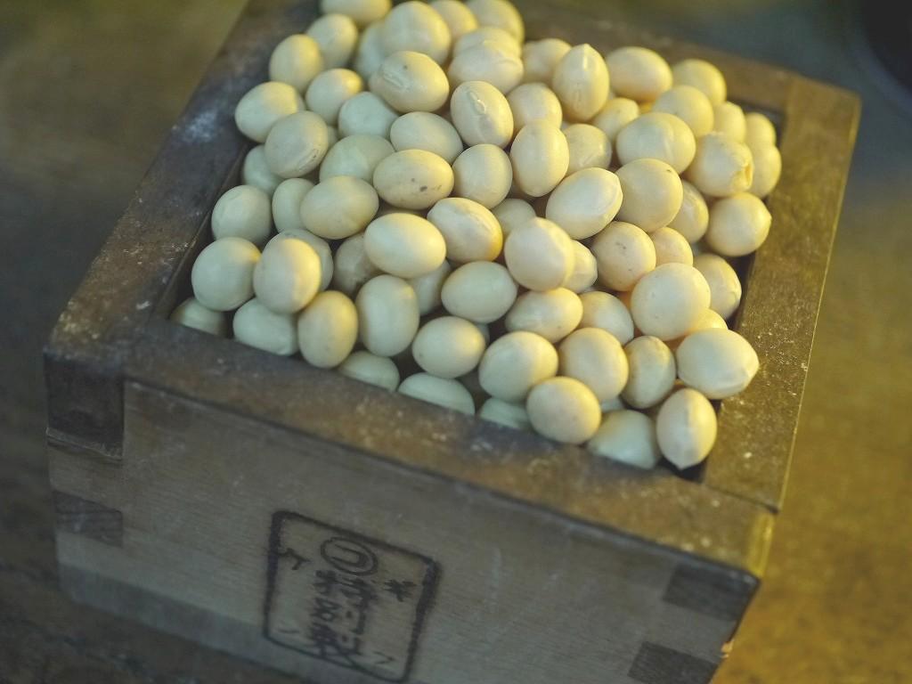 味噌用大豆 秋粒(7kg)