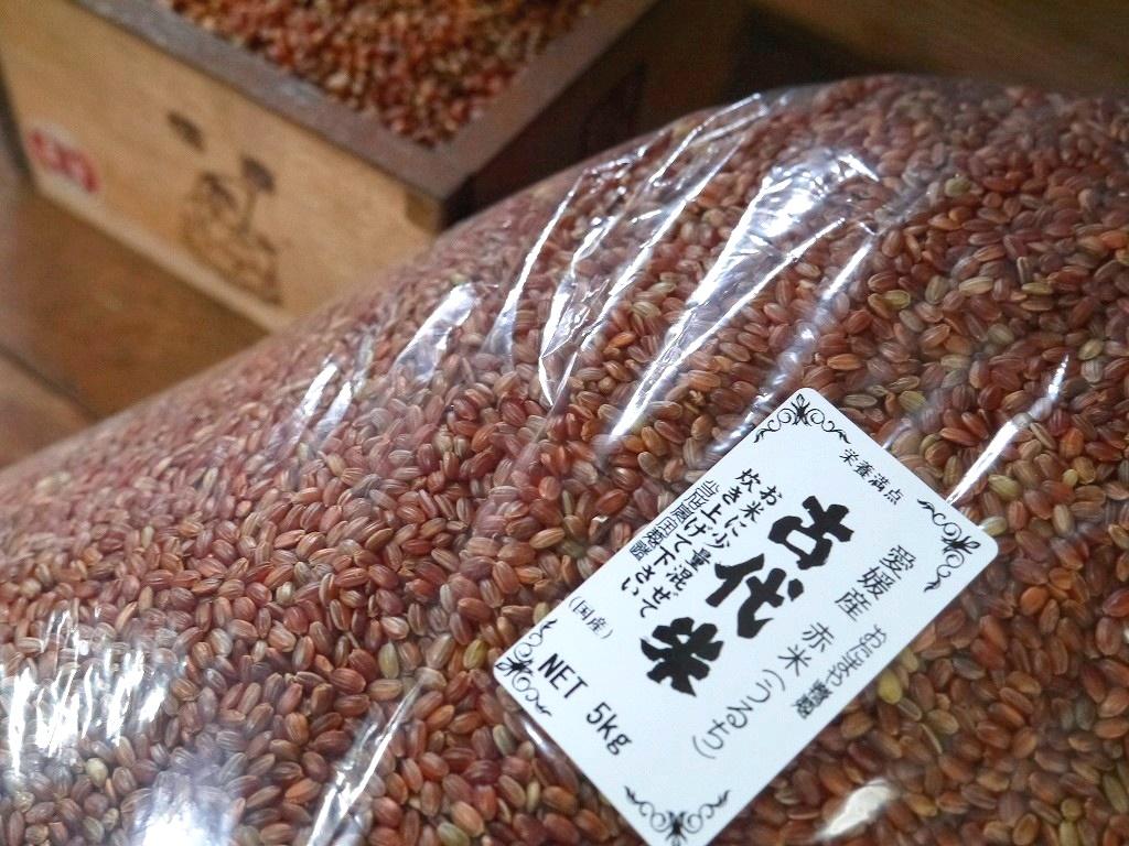 古代米 赤うるち米 紅ロマン(1kg)