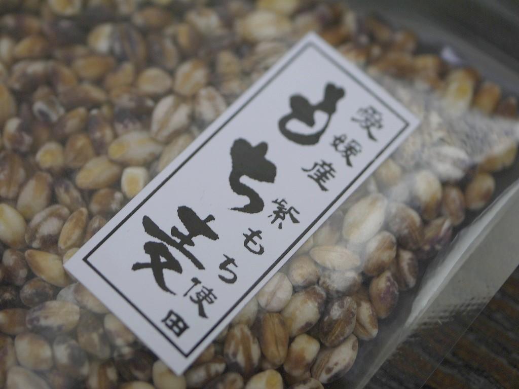 もち麦 特選大粒 ダイシモチ 紫(45g)