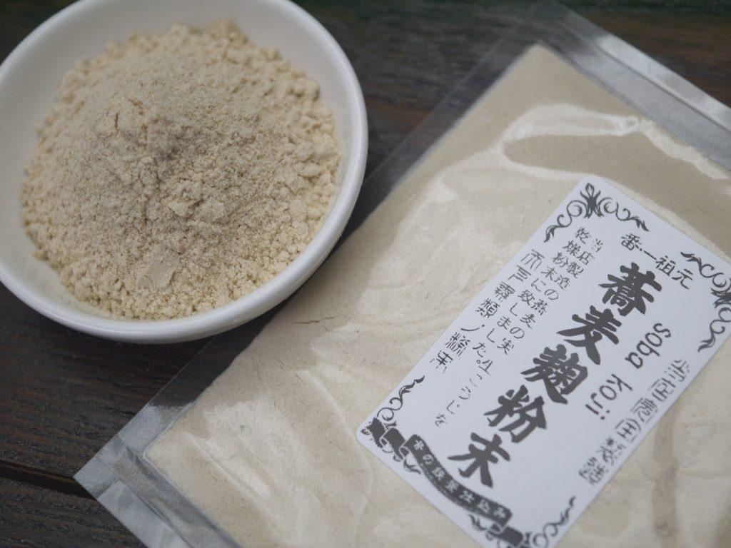 蕎麦麹粉末(100g)