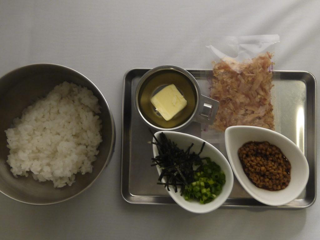 醤油麹の和風バターライス