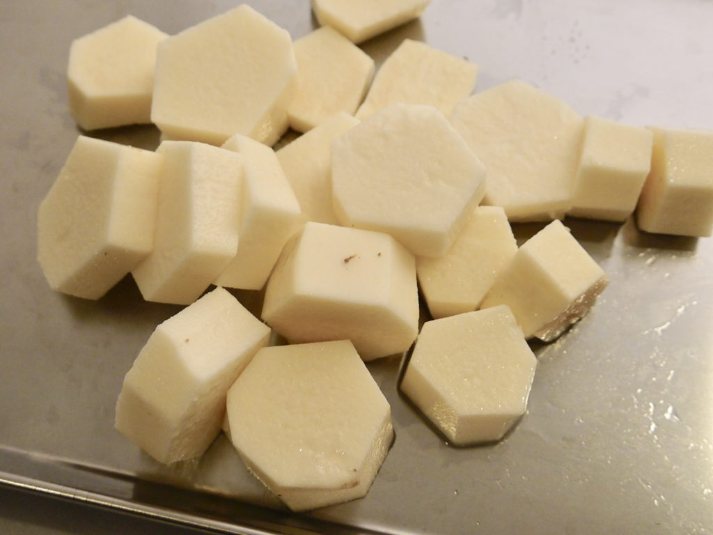 長芋の醤油麹漬け