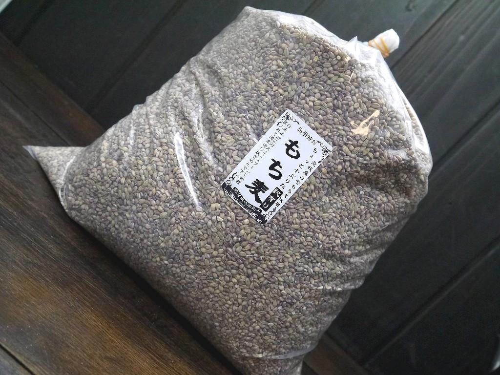 訳あり もち麦 ダイシモチ 紫(5kg)