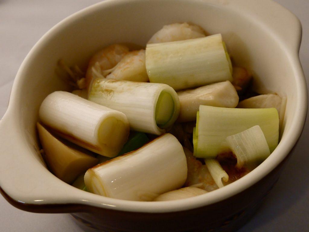 酒粕豆腐のホワイトソースグラタン