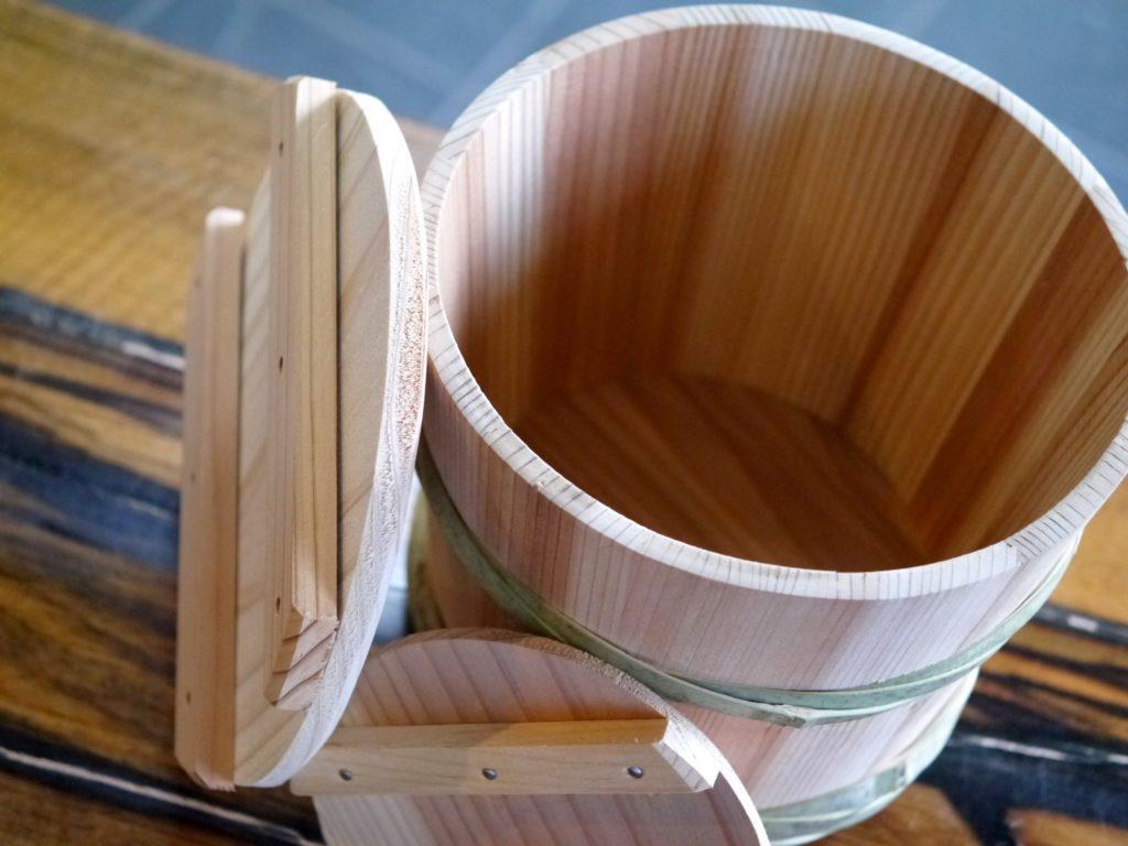 昭和本樽 杉桶 No.3
