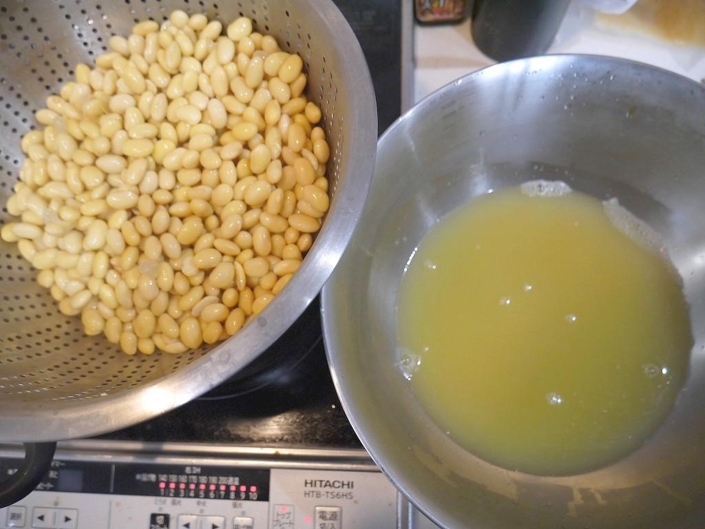 おたまやのタッパキットでかんたん味噌作り