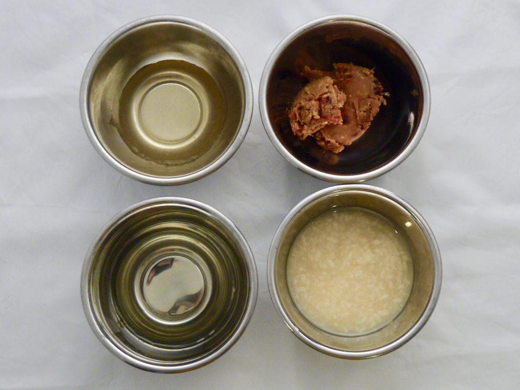 味噌と甘酒の発酵ドレッシング