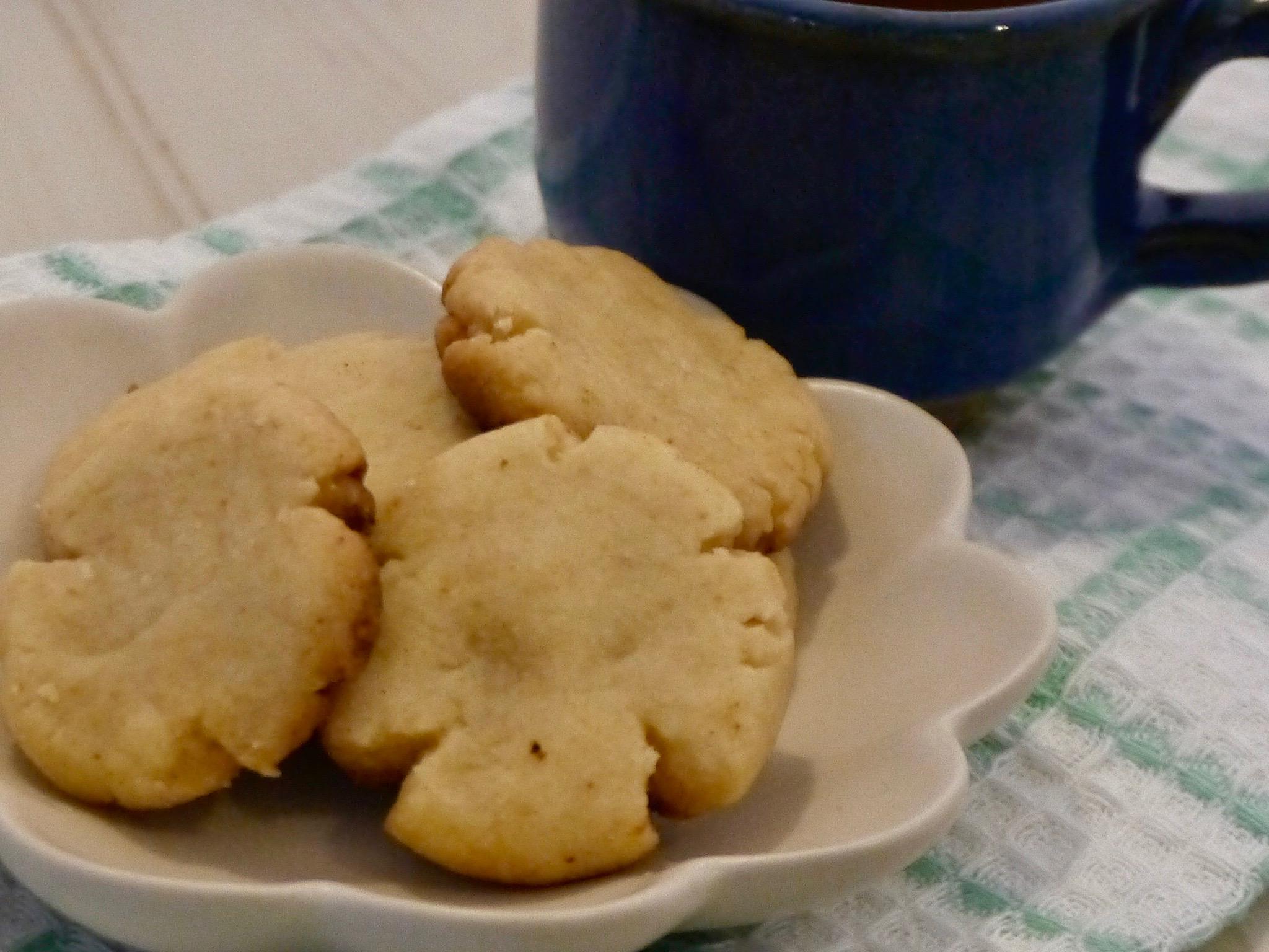 甘酒のサクサククッキー
