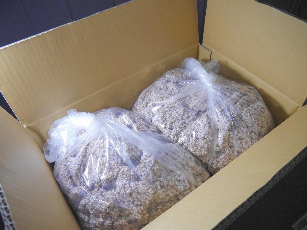 無農薬 有機肥料 赤米麹 生麹(5kg×2個)