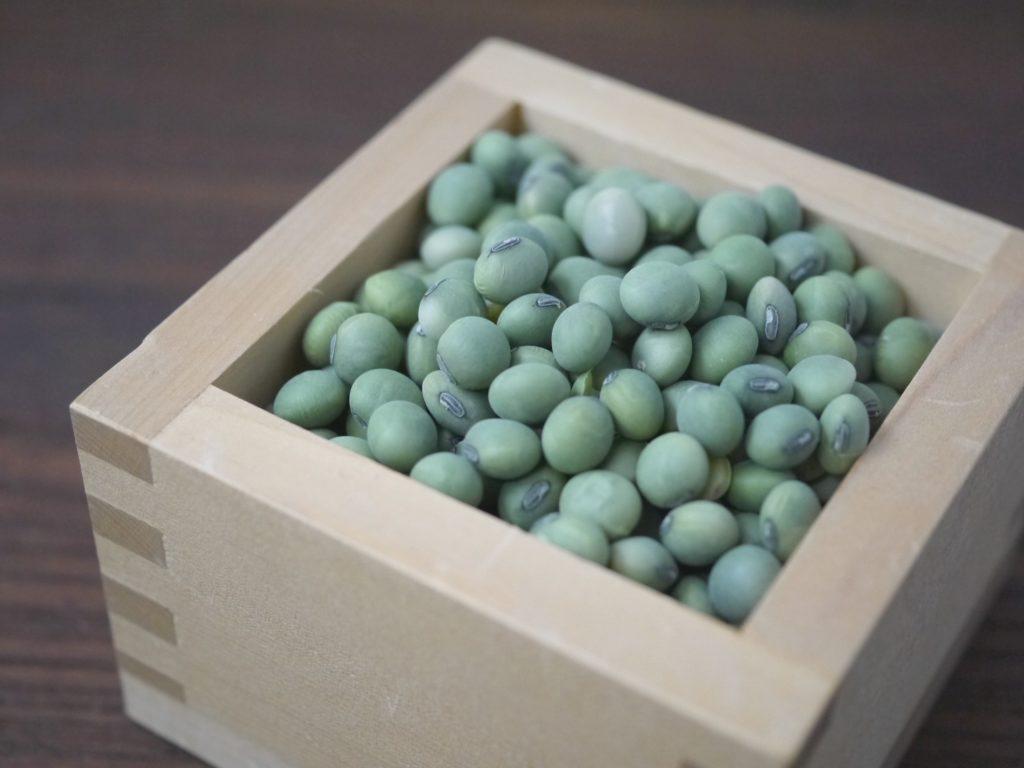 【訳あり】青肌豆 中粒 30kg詰